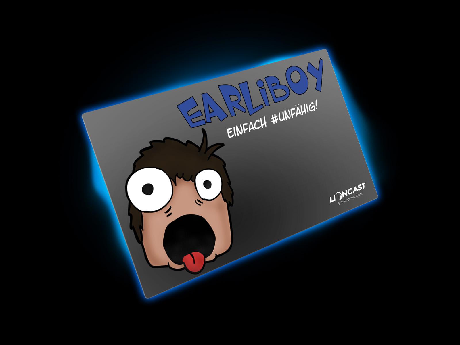 Earliboy-Beschreibung