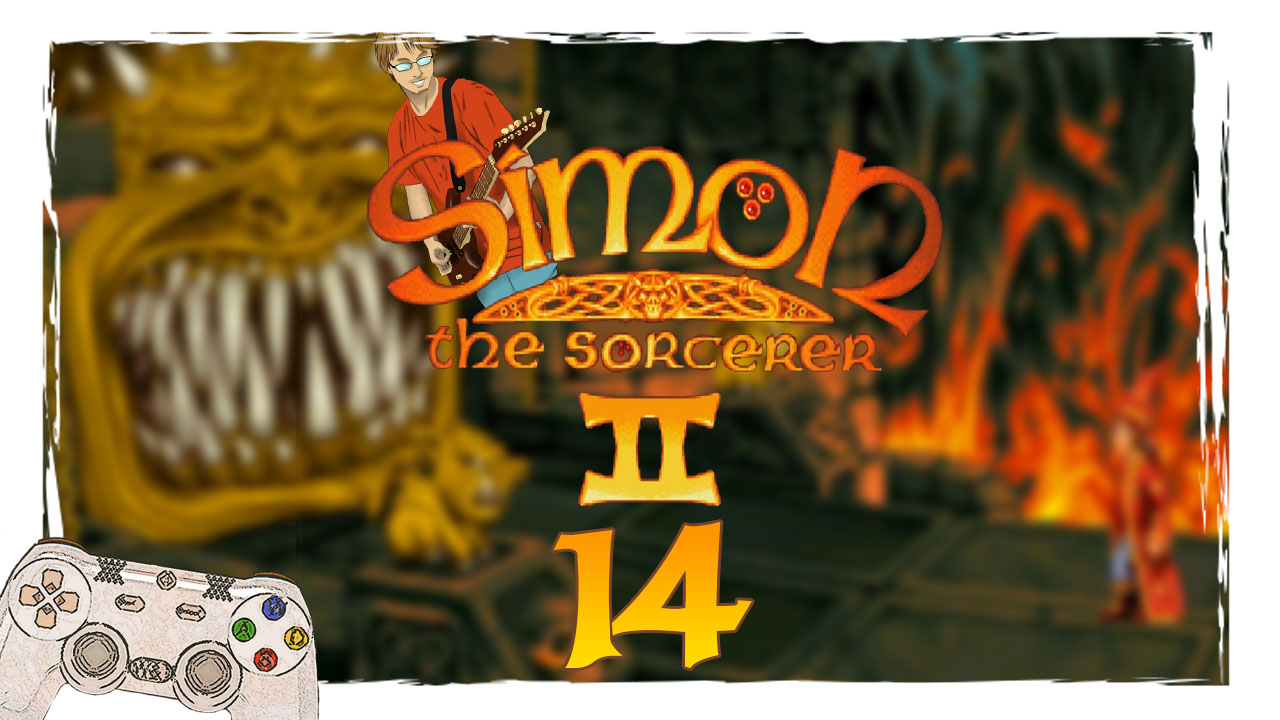 Simon The Sorcerer 2 Folge 14