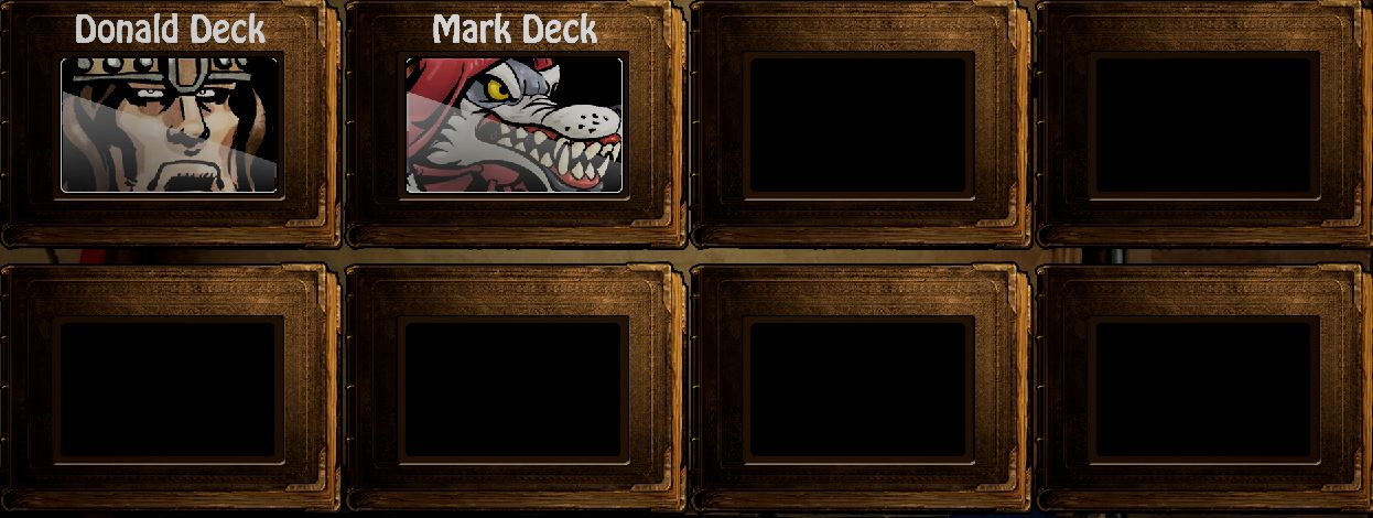 Dice Deck Editor