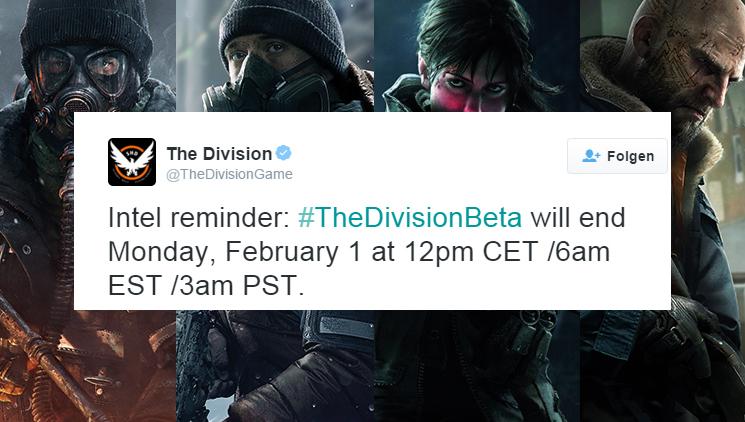 Division, Beta