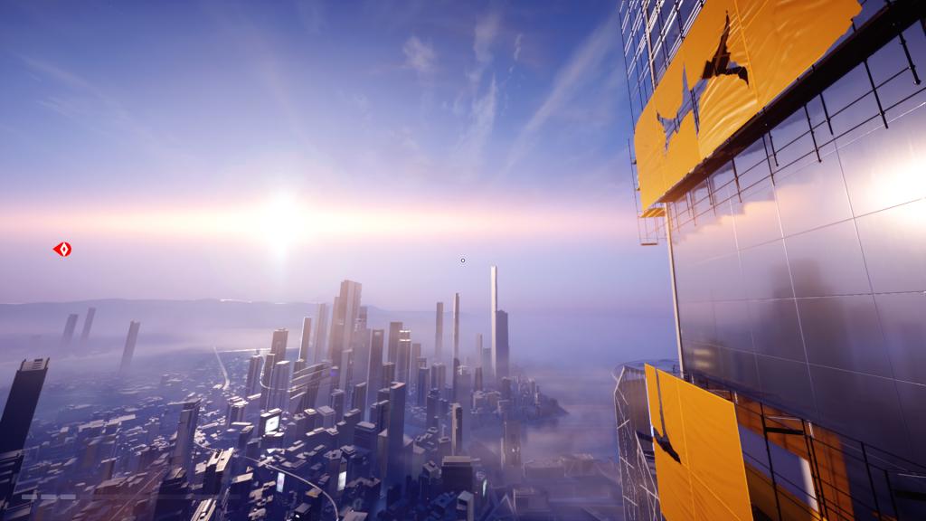 Das Spiel bietet immer wieder ein fantastisches Panorama. Da will man sich am liebsten die VR-Brille aufsetzen!