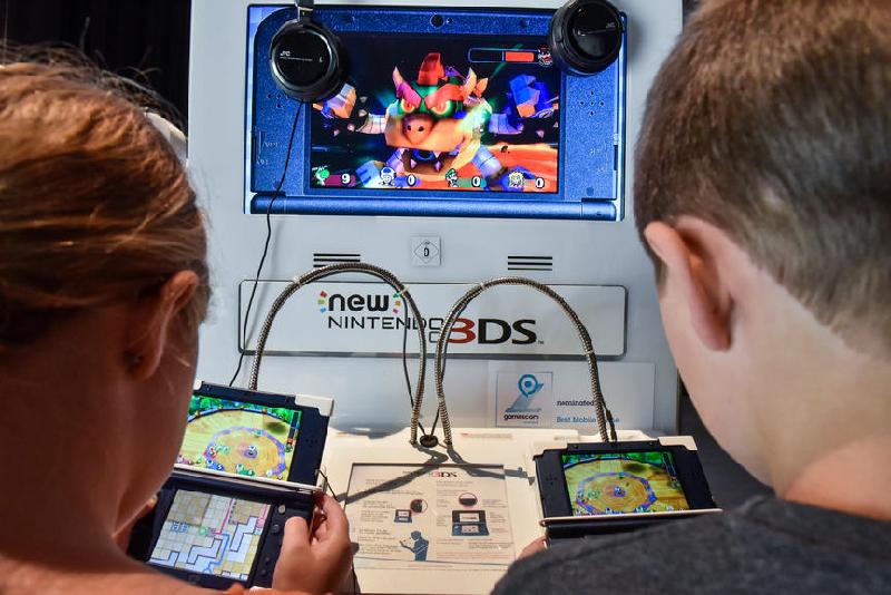 Nintendo auf der Gamescom 2016