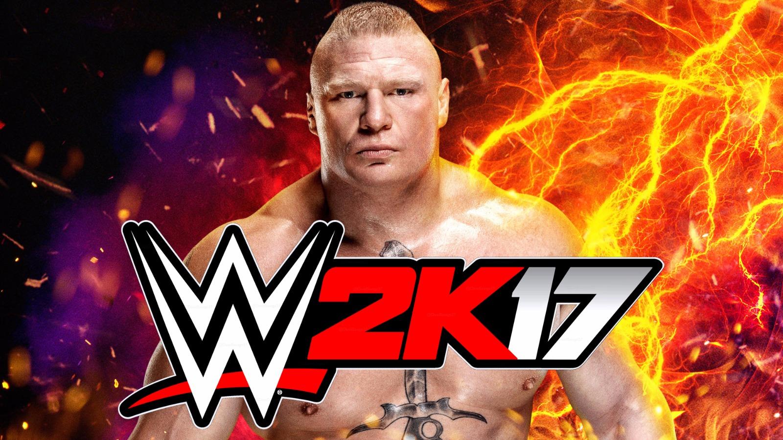 WWE 2k17 Thumb by Björn