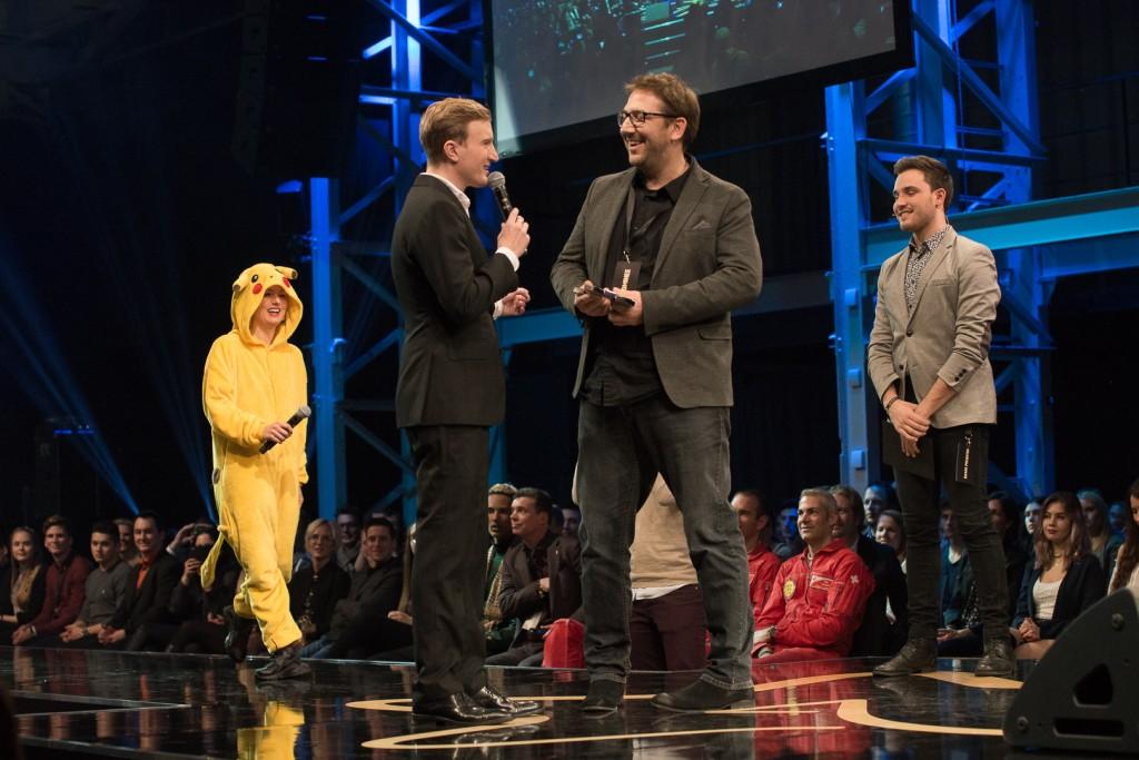 FadeoutTrashTV - Gewinner der Kategorie Gameing