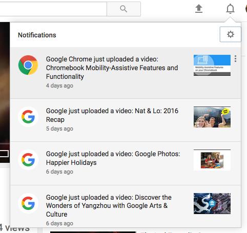 youtube-benachrichtungen