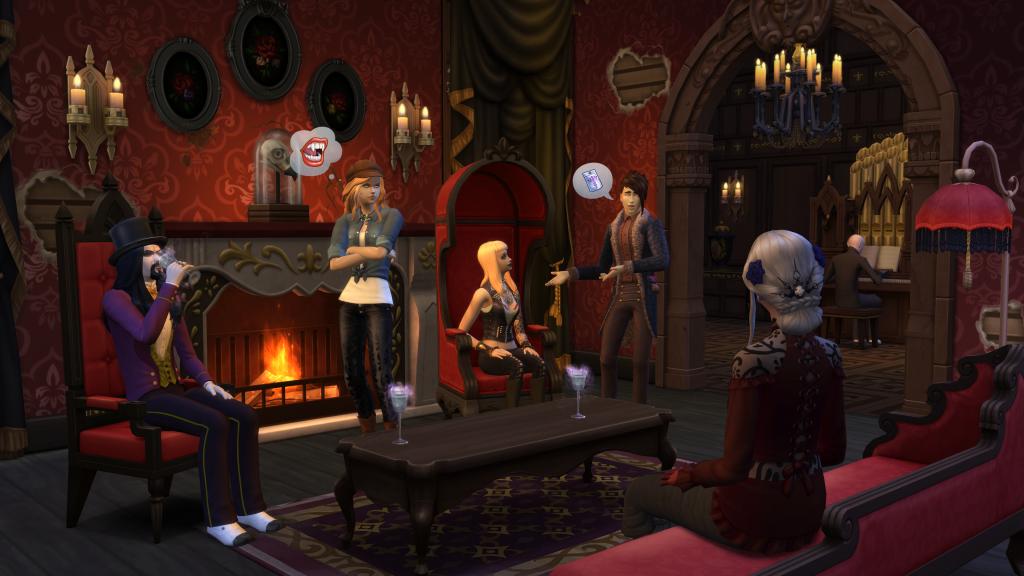 Nicht die Addams-Family