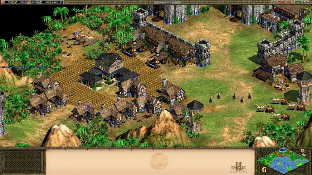 Age of Empires 2 Screenshot