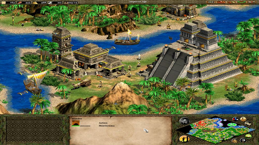Age of Empires The Conquerors Screenshot