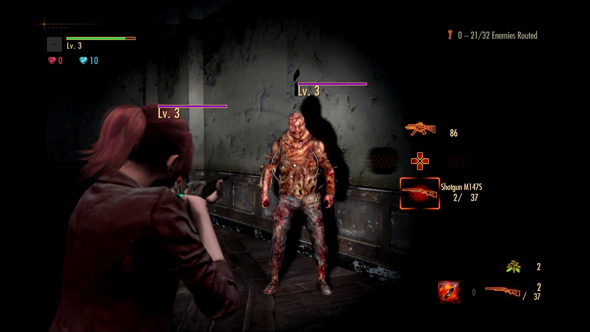 Resident Evil2 Screenshot