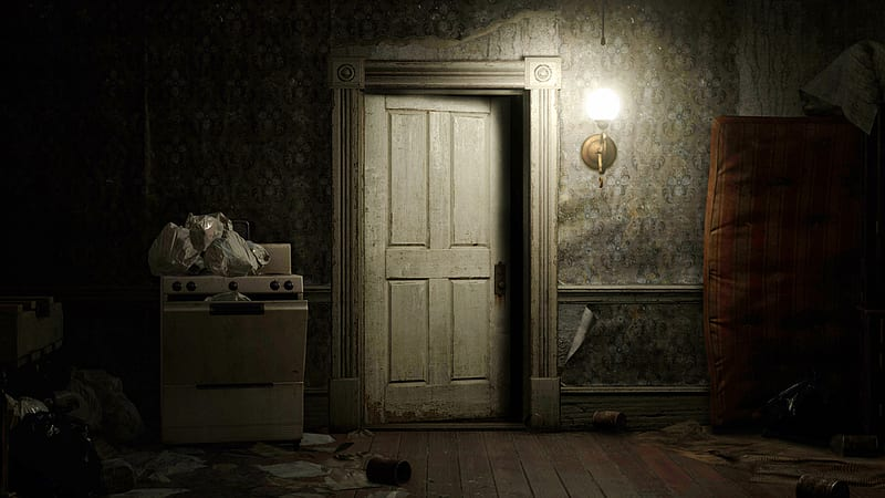 Resident Evil 7 Screenshot