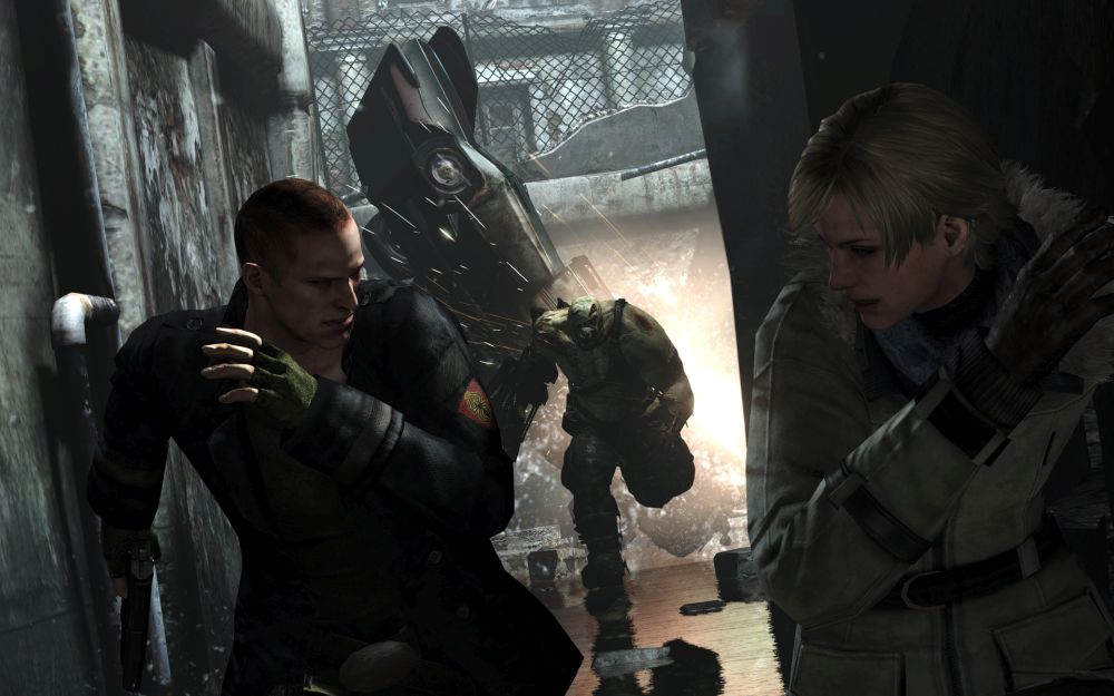 Resident Evil 6 Screenshot2
