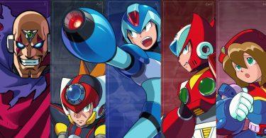 Mega Man Legacy