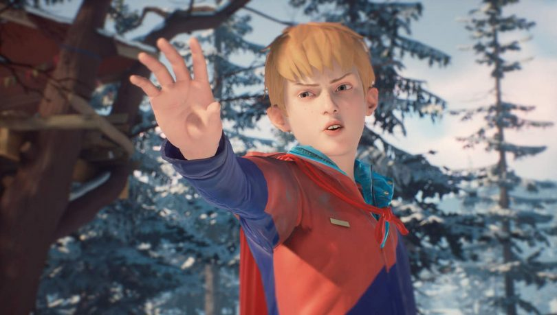 Captain Spirit Screenshot