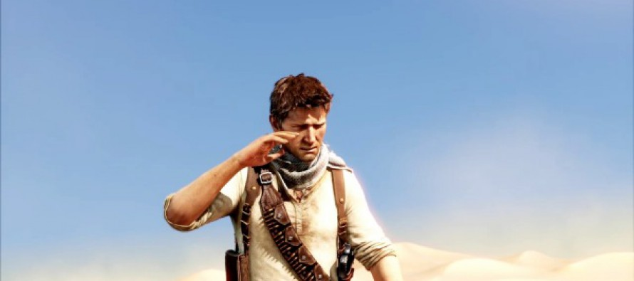 Uncharted 4 Vorstellung auf den VGA 2013?