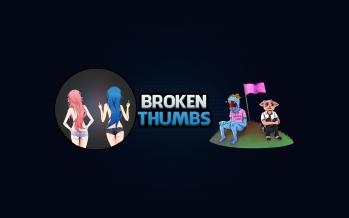 BrokenThumbsTV: zwei unlustige Heteros im Interview