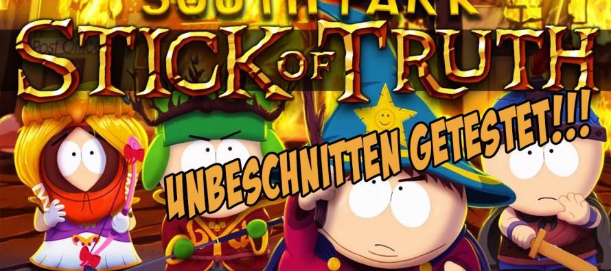 South Park: Stab der Wahrheit, Oh mein Gott sie haben einen Test geschrieben!