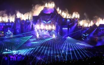 Tomorrowland nun bei DIVIMOVE