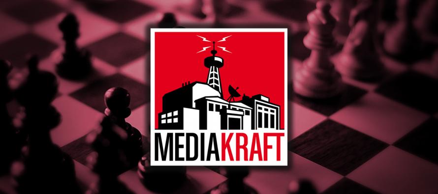 Veränderungen bei Mediakraft Networks