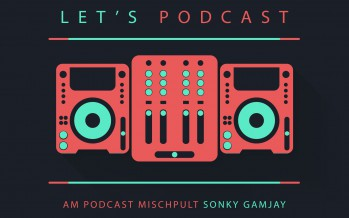 Sonky's Podcast mit Rayker, Spacys World und Zampano