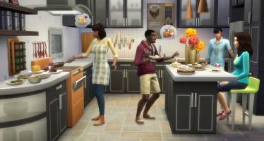 Die Sims 4: Coole Küchenaccessoires