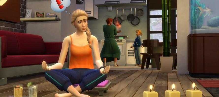 Die Sims 4: Wellness-Tag