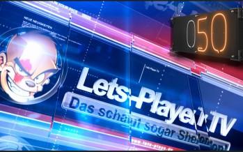 Lets-Player.TV vom 30.09 – Gronkh | LeFloid | Sarazar, Dner, Unge – #welcome | PewDiePie