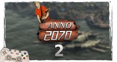 Nasse Füße [Anno 2070 #2]
