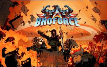 BROFORCE – Liberate the World