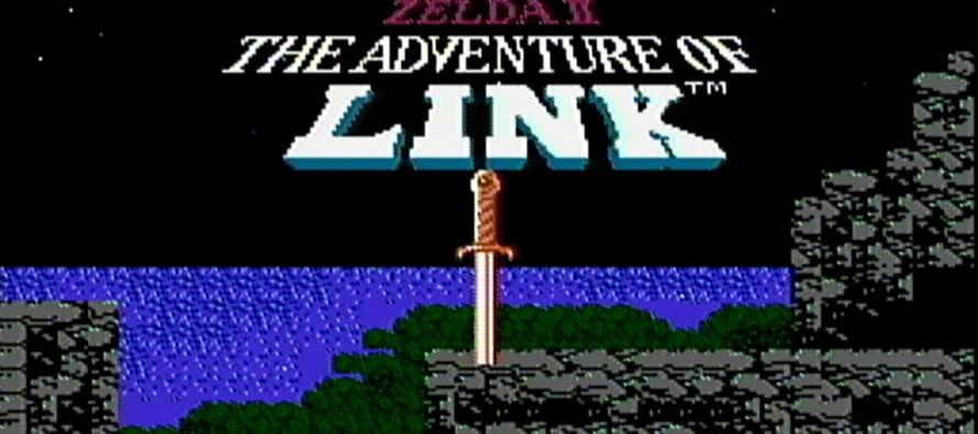 Retroreview: Zelda 2: The Adventure of Link [NES]