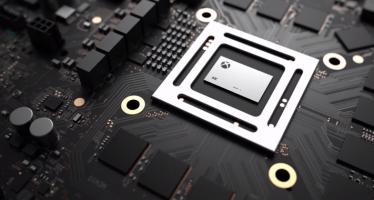 Neue Konsole Project Scorpio von Microsoft