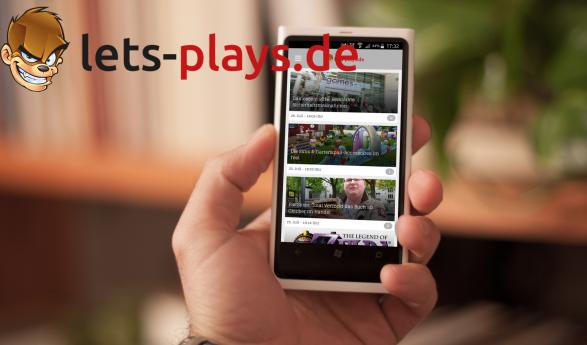 lets-plays.de: Die App zum Magazin nun kostenlos verfügbar!