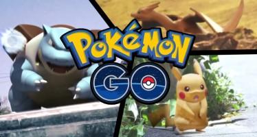 Pokémon GO trifft Parkour