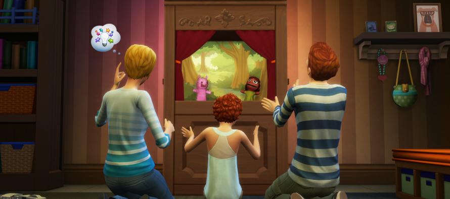 Die Sims 4: Kinderzimmer-Accessoires im Test