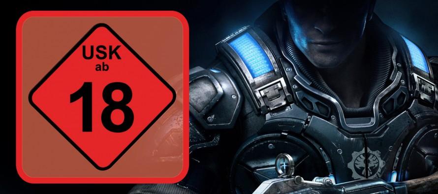 Gears of War 4 erscheint in Deutschland ungeschnitten ab 18 Jahren
