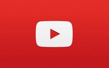 YouTube auf Platz 3 der beliebtesten Apps 2016