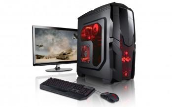 Megaport i3 Hunter PC-Set für Einsteiger