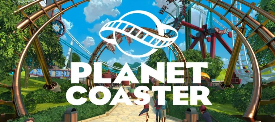 Planet Coaster Test: Schönster Parksimulator