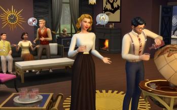 Die Sims 4 Vintage Glamour-Accessoires-Pack DLC angekündigt