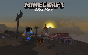 Minecraft: Fallout Mash-up Pack angekündigt
