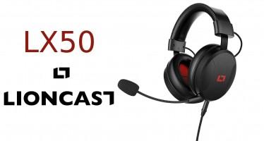 Testbericht: Lioncast LX50 Gaming Headset