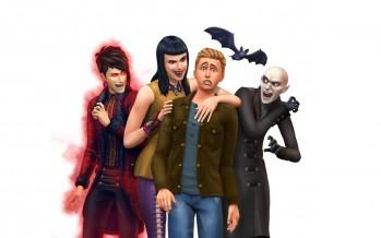Die Sims 4: Testbericht Vampire Pack