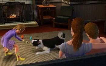 Die Sims 4: Haustiere DLC in Arbeit?