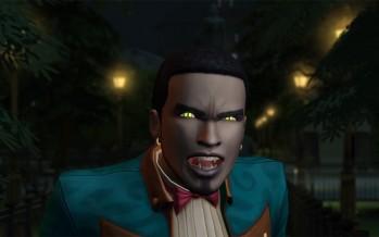 Die Sims 4: Vampire DLC Ende Januar 2017