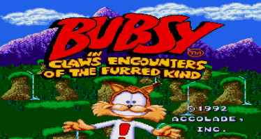 Bubsy the Bobcat – What could possibly go wrong?