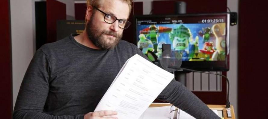Gronkh über seine Rolle als Joker in The LEGO Batman Movie