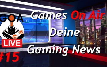 Games on Air Gaming News #15