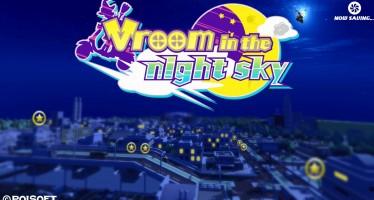 Vroom in the Night Sky