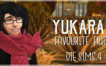 Die Sims 4 – Yukara's Favourite Friday