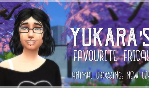 Animal Crossing: New Leaf – Yukara's Favourite Friday